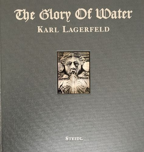 """The Glory of water"" by Lagerfeld"